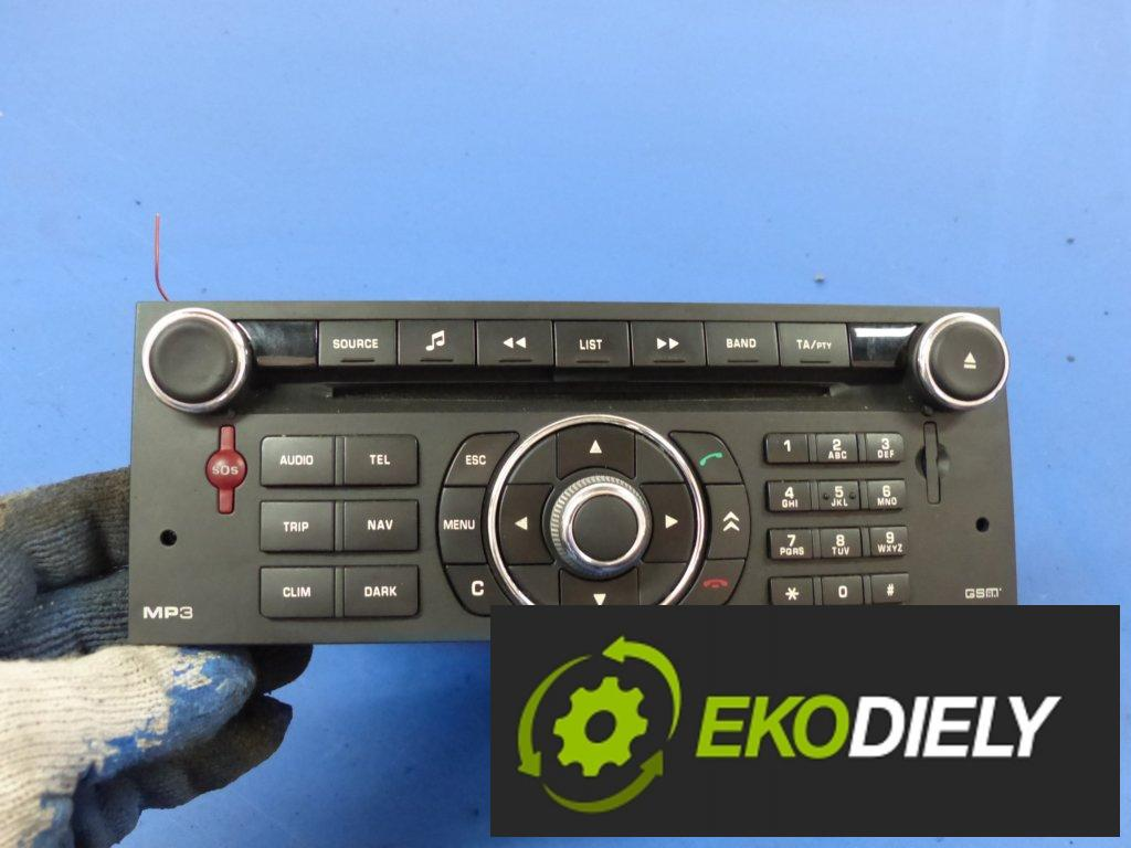 RADIO CD 96614508ZD Citroen C6  05-12