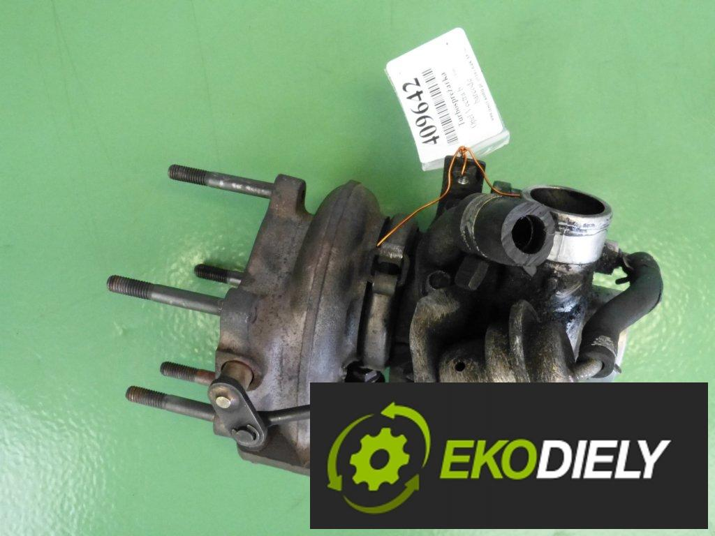 Turbodúchadlo,turbo IHI897146390 Opel Vectra B
