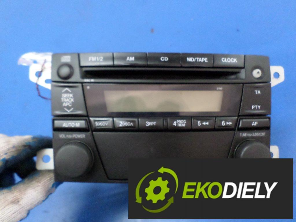 RADIO CD Mazda Premacy 1,8b 74kW 16V 01-05